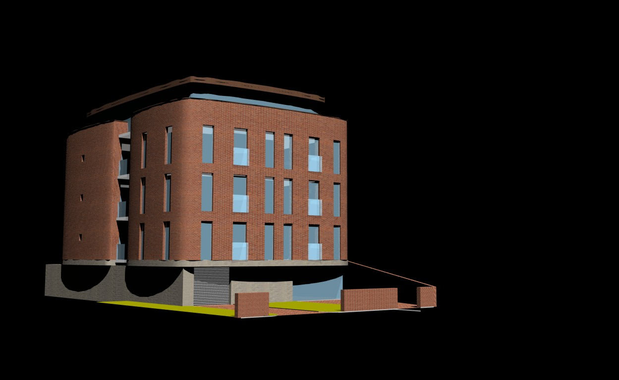 Fch 3d sketch view56 spaceagent for Architecture firms in europe