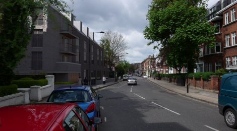 Mill Lane, West Hampsted