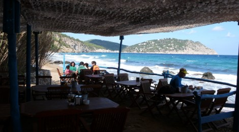 Aiguas Blancas, Ibiza