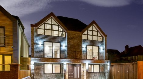 Eco apartments in Golders Green, London
